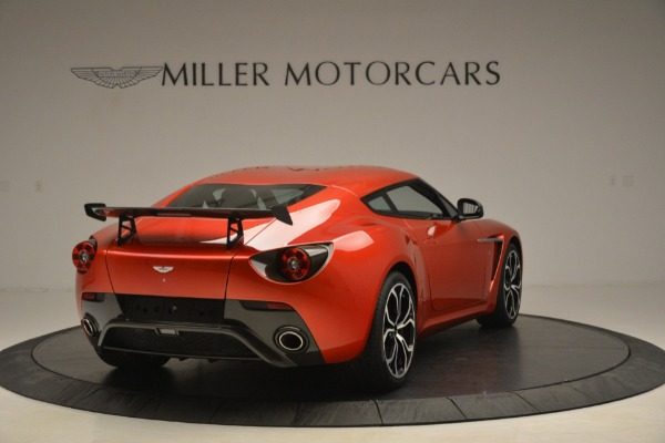 Used 2013 Aston Martin V12 Zagato Coupe for sale $655,900 at Maserati of Westport in Westport CT 06880 5