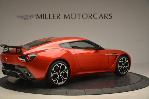 Used 2013 Aston Martin V12 Zagato Coupe for sale $655,900 at Maserati of Westport in Westport CT 06880 6
