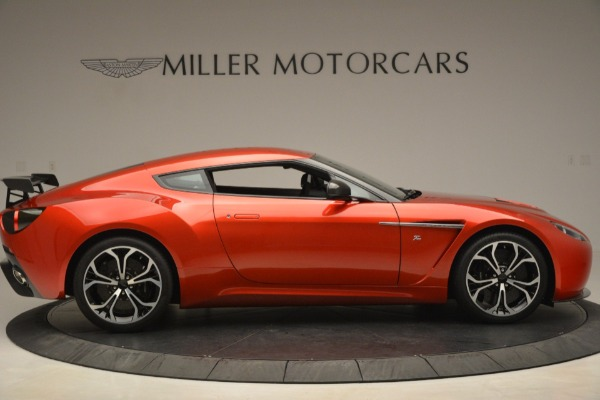 Used 2013 Aston Martin V12 Zagato Coupe for sale $655,900 at Maserati of Westport in Westport CT 06880 7