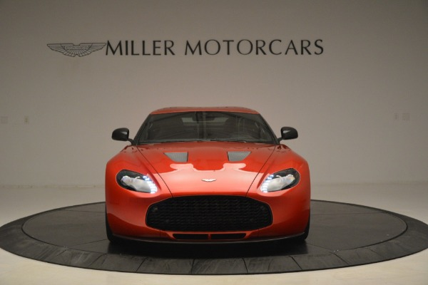 Used 2013 Aston Martin V12 Zagato Coupe for sale $655,900 at Maserati of Westport in Westport CT 06880 8