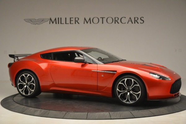 Used 2013 Aston Martin V12 Zagato Coupe for sale $655,900 at Maserati of Westport in Westport CT 06880 9