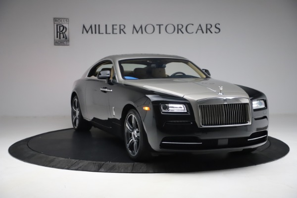 Used 2015 Rolls-Royce Wraith for sale Sold at Maserati of Westport in Westport CT 06880 13