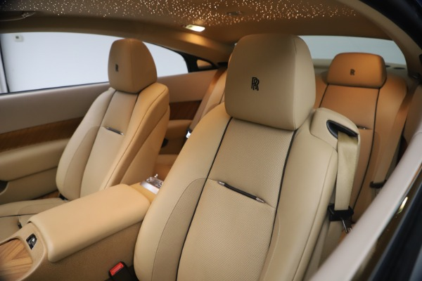 Used 2015 Rolls-Royce Wraith for sale Sold at Maserati of Westport in Westport CT 06880 17
