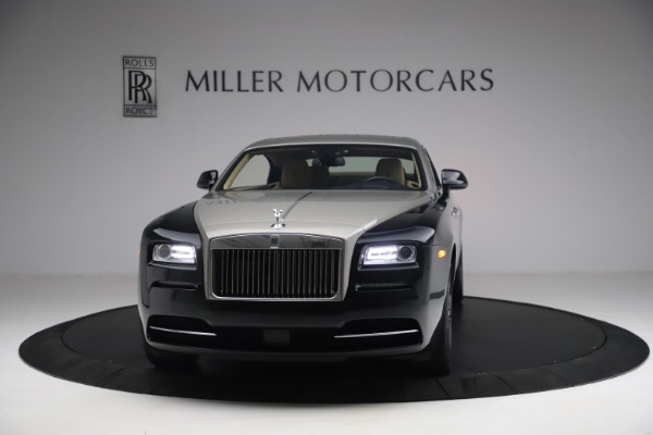 Used 2015 Rolls-Royce Wraith for sale Sold at Maserati of Westport in Westport CT 06880 3