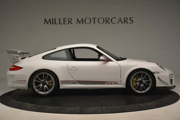 Used 2011 Porsche 911 GT3 RS 4.0 for sale Sold at Maserati of Westport in Westport CT 06880 10