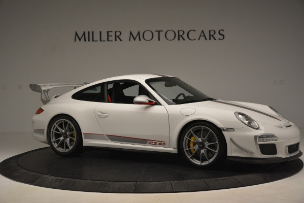 Used 2011 Porsche 911 GT3 RS 4.0 for sale Sold at Maserati of Westport in Westport CT 06880 11