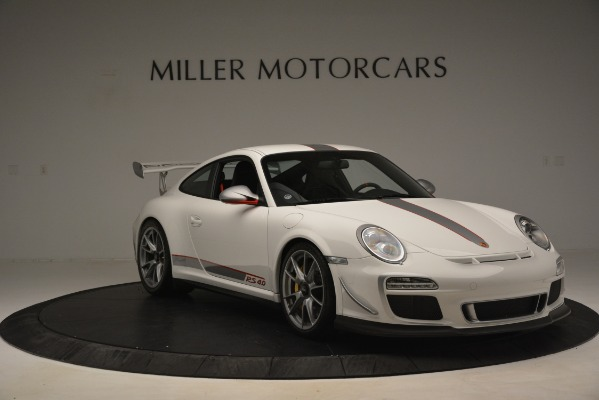 Used 2011 Porsche 911 GT3 RS 4.0 for sale Sold at Maserati of Westport in Westport CT 06880 12