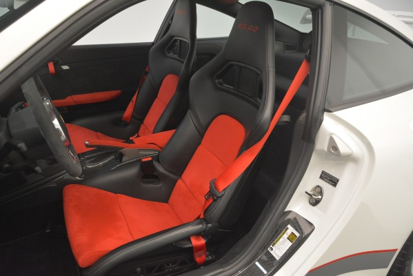 Used 2011 Porsche 911 GT3 RS 4.0 for sale Sold at Maserati of Westport in Westport CT 06880 15