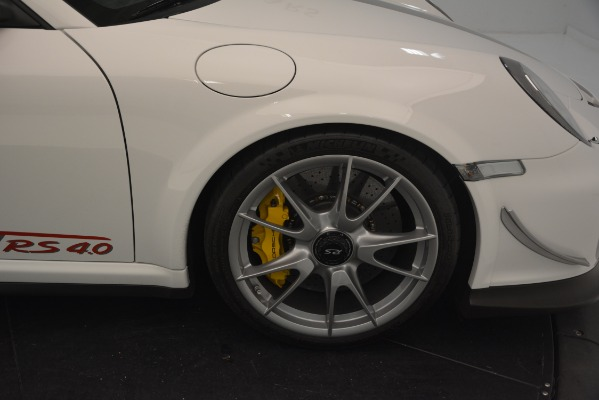 Used 2011 Porsche 911 GT3 RS 4.0 for sale Sold at Maserati of Westport in Westport CT 06880 25
