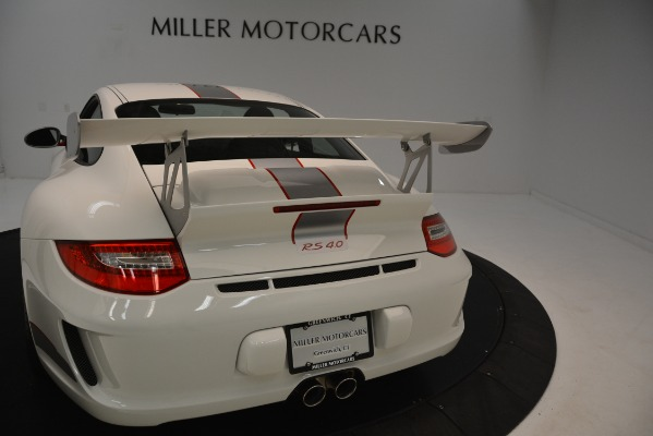 Used 2011 Porsche 911 GT3 RS 4.0 for sale Sold at Maserati of Westport in Westport CT 06880 26