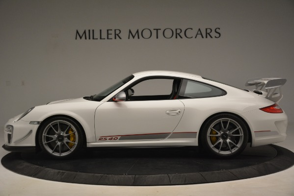 Used 2011 Porsche 911 GT3 RS 4.0 for sale Sold at Maserati of Westport in Westport CT 06880 3