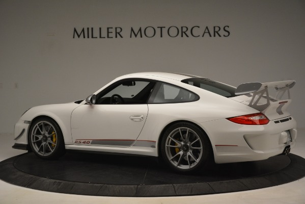Used 2011 Porsche 911 GT3 RS 4.0 for sale Sold at Maserati of Westport in Westport CT 06880 4