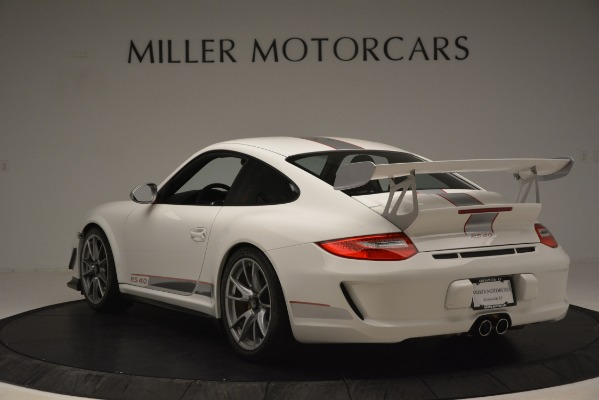 Used 2011 Porsche 911 GT3 RS 4.0 for sale Sold at Maserati of Westport in Westport CT 06880 5