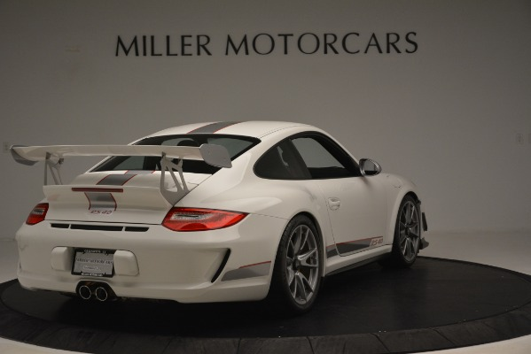 Used 2011 Porsche 911 GT3 RS 4.0 for sale Sold at Maserati of Westport in Westport CT 06880 8