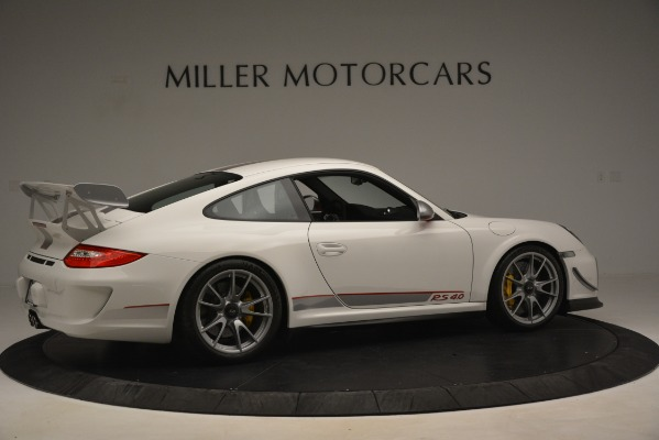 Used 2011 Porsche 911 GT3 RS 4.0 for sale Sold at Maserati of Westport in Westport CT 06880 9