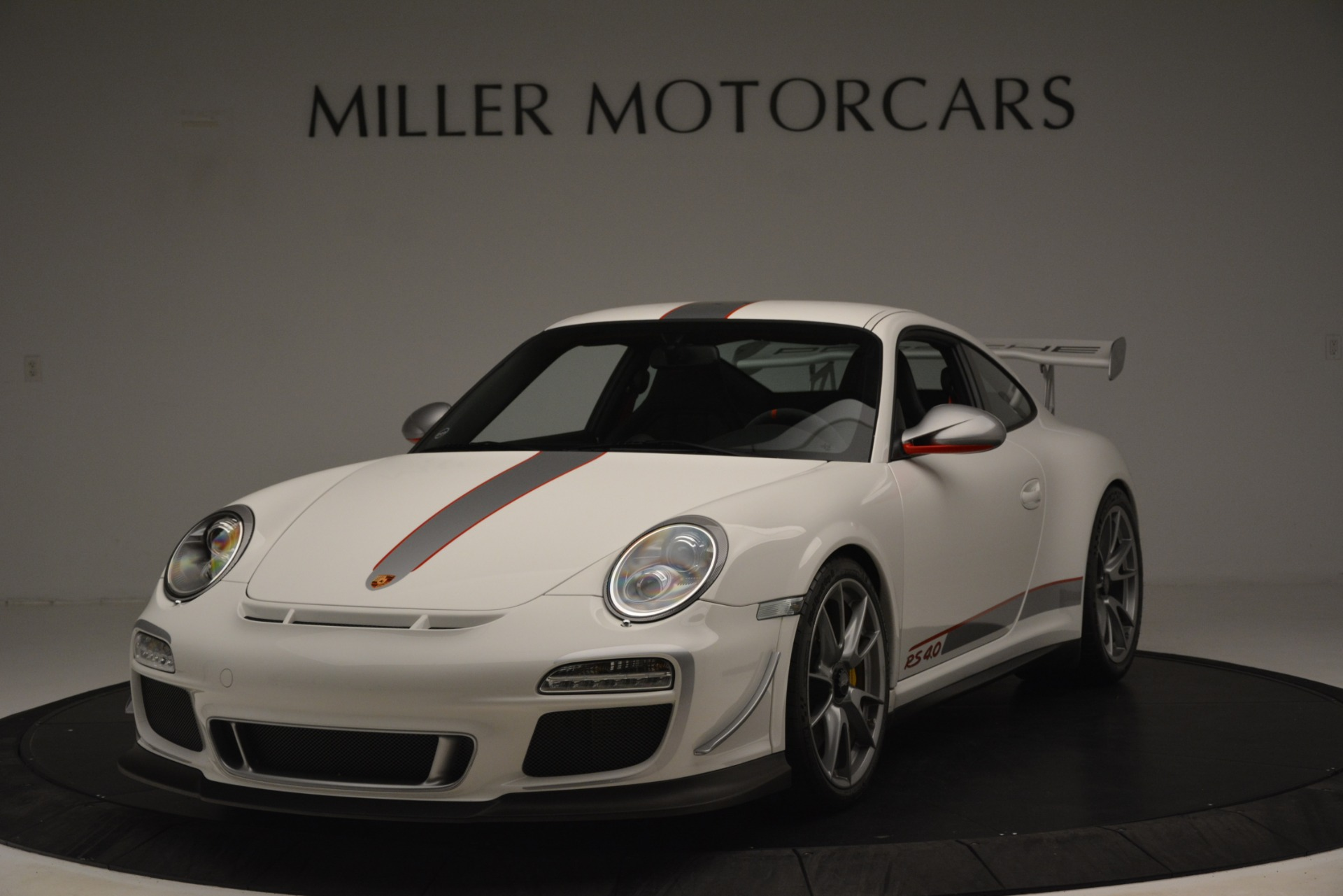 Used 2011 Porsche 911 GT3 RS 4.0 for sale Sold at Maserati of Westport in Westport CT 06880 1