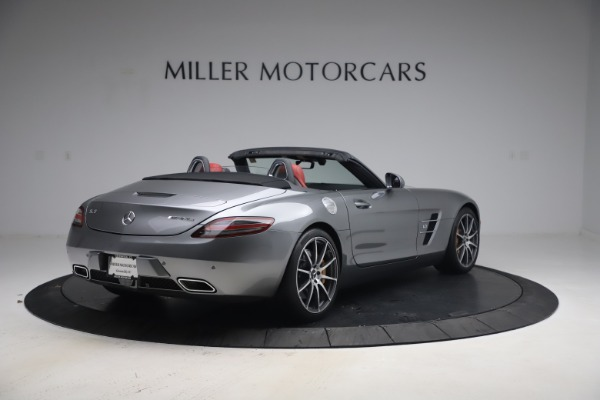 Used 2012 Mercedes-Benz SLS AMG for sale Sold at Maserati of Westport in Westport CT 06880 10