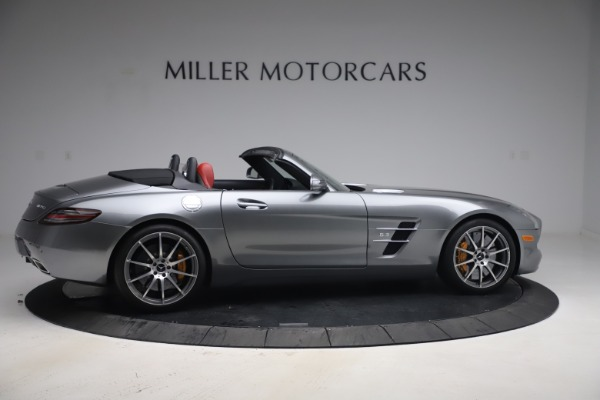 Used 2012 Mercedes-Benz SLS AMG for sale Sold at Maserati of Westport in Westport CT 06880 12