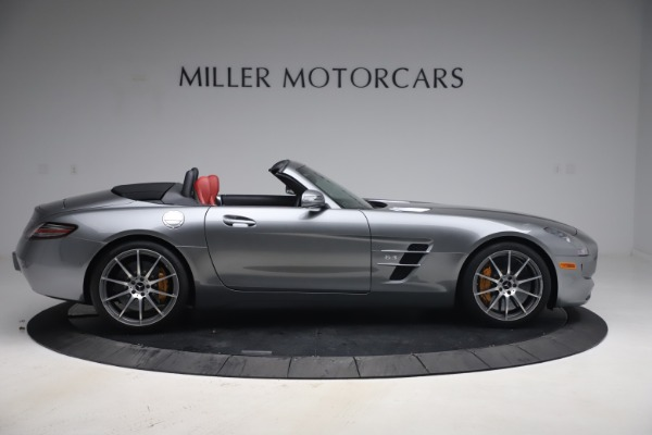 Used 2012 Mercedes-Benz SLS AMG for sale Sold at Maserati of Westport in Westport CT 06880 13