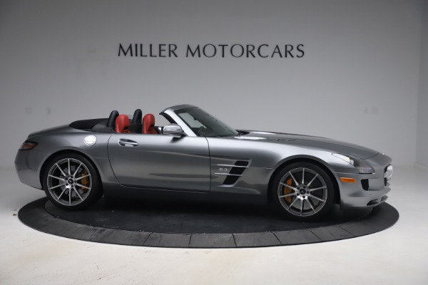 Used 2012 Mercedes-Benz SLS AMG for sale Sold at Maserati of Westport in Westport CT 06880 14