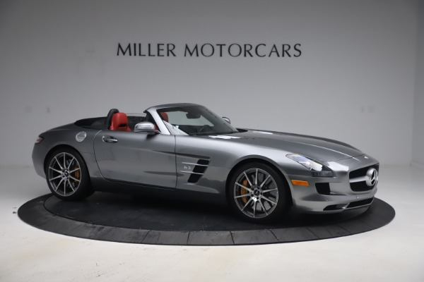 Used 2012 Mercedes-Benz SLS AMG for sale Sold at Maserati of Westport in Westport CT 06880 15