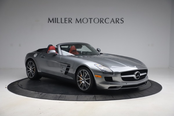 Used 2012 Mercedes-Benz SLS AMG for sale Sold at Maserati of Westport in Westport CT 06880 16