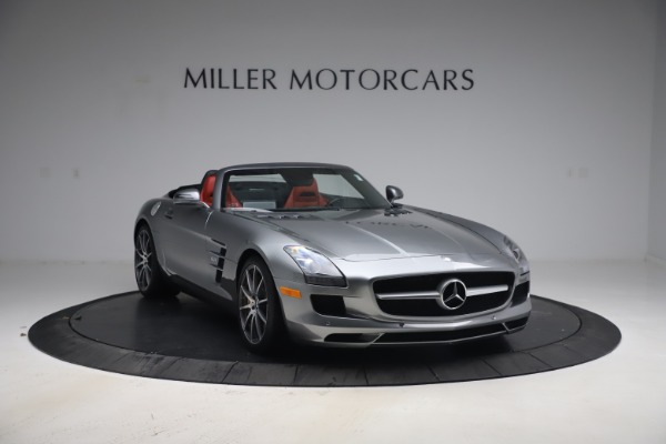 Used 2012 Mercedes-Benz SLS AMG for sale Sold at Maserati of Westport in Westport CT 06880 17
