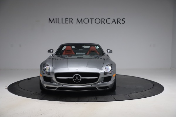 Used 2012 Mercedes-Benz SLS AMG for sale Sold at Maserati of Westport in Westport CT 06880 18