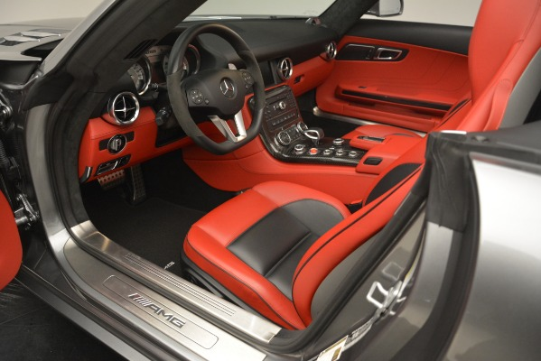 Used 2012 Mercedes-Benz SLS AMG for sale Sold at Maserati of Westport in Westport CT 06880 20