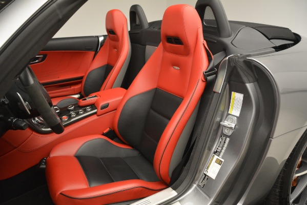 Used 2012 Mercedes-Benz SLS AMG for sale Sold at Maserati of Westport in Westport CT 06880 21