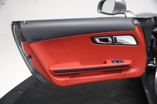 Used 2012 Mercedes-Benz SLS AMG for sale Sold at Maserati of Westport in Westport CT 06880 25