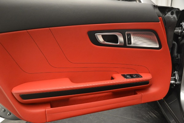 Used 2012 Mercedes-Benz SLS AMG for sale Sold at Maserati of Westport in Westport CT 06880 26