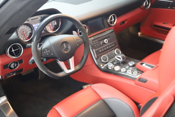 Used 2012 Mercedes-Benz SLS AMG for sale Sold at Maserati of Westport in Westport CT 06880 27