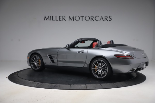 Used 2012 Mercedes-Benz SLS AMG for sale Sold at Maserati of Westport in Westport CT 06880 5