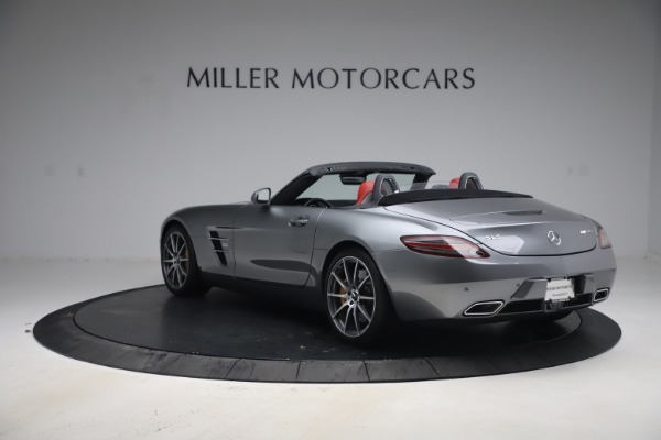 Used 2012 Mercedes-Benz SLS AMG for sale Sold at Maserati of Westport in Westport CT 06880 6