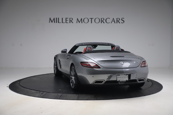 Used 2012 Mercedes-Benz SLS AMG for sale Sold at Maserati of Westport in Westport CT 06880 7