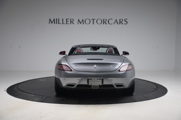 Used 2012 Mercedes-Benz SLS AMG for sale Sold at Maserati of Westport in Westport CT 06880 8