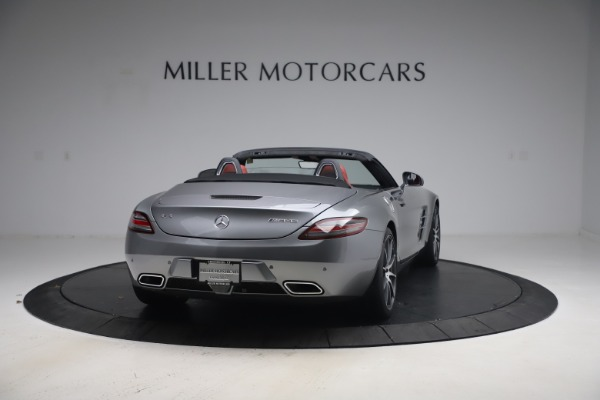 Used 2012 Mercedes-Benz SLS AMG for sale Sold at Maserati of Westport in Westport CT 06880 9