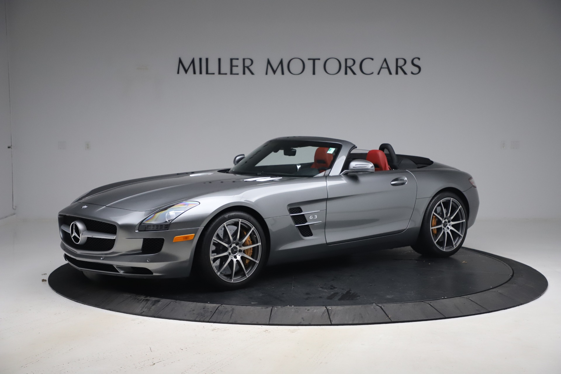 Used 2012 Mercedes-Benz SLS AMG for sale Sold at Maserati of Westport in Westport CT 06880 1