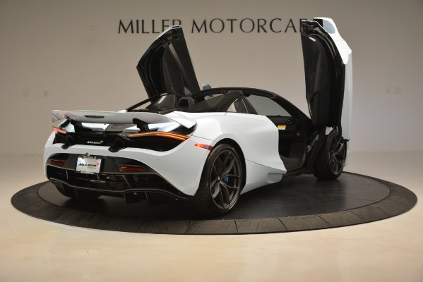 New 2020 McLaren 720S Spider for sale Sold at Maserati of Westport in Westport CT 06880 13