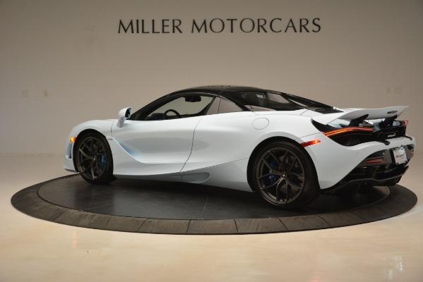 New 2020 McLaren 720S Spider for sale Sold at Maserati of Westport in Westport CT 06880 19