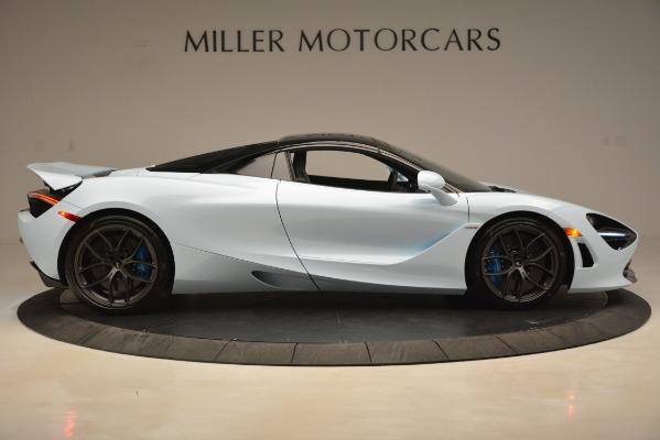 New 2020 McLaren 720S Spider for sale Sold at Maserati of Westport in Westport CT 06880 22