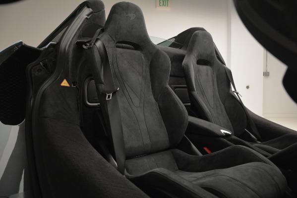 New 2020 McLaren 720S Spider for sale Sold at Maserati of Westport in Westport CT 06880 24