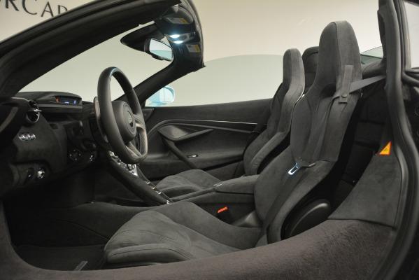 New 2020 McLaren 720S Spider for sale Sold at Maserati of Westport in Westport CT 06880 26