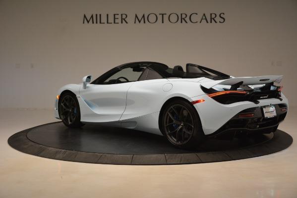 New 2020 McLaren 720S Spider for sale Sold at Maserati of Westport in Westport CT 06880 3