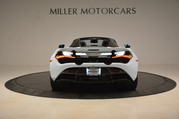 New 2020 McLaren 720S Spider for sale Sold at Maserati of Westport in Westport CT 06880 4