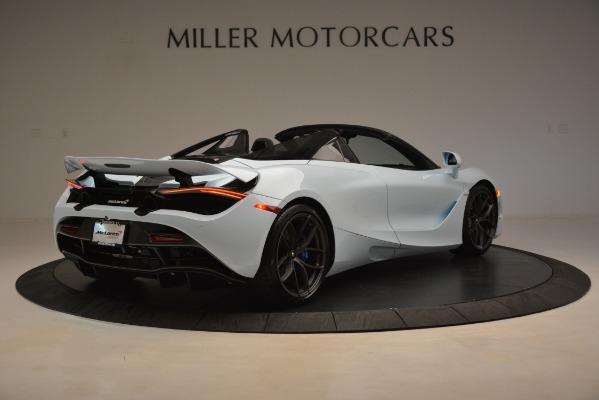 New 2020 McLaren 720S Spider for sale Sold at Maserati of Westport in Westport CT 06880 5