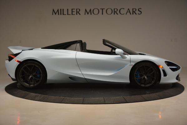 New 2020 McLaren 720S Spider for sale Sold at Maserati of Westport in Westport CT 06880 6