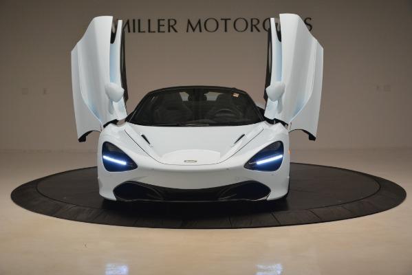 New 2020 McLaren 720S Spider for sale Sold at Maserati of Westport in Westport CT 06880 9
