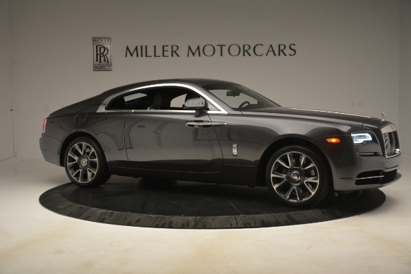 Used 2018 Rolls-Royce Wraith for sale Sold at Maserati of Westport in Westport CT 06880 11